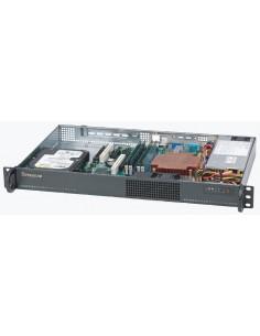 Supermicro CSE-510L-200B computer case Rack Black 200 W Supermicro CSE-510L-200B - 1
