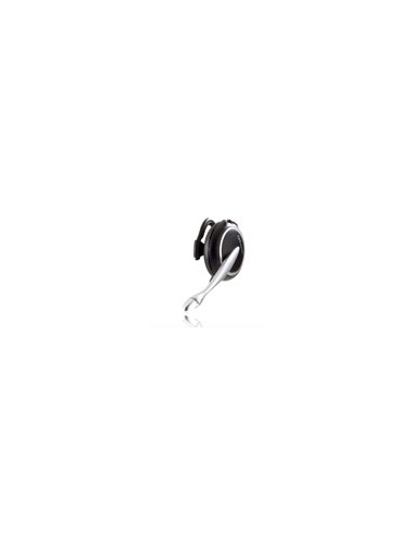 Jabra 9148-01 headphones/headset Kuulokkeet Ear-hook Musta, Hopea Gn Audio 9148-01 - 1