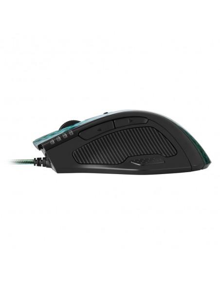 Sharkoon Drakonia hiiri USB A-tyyppi Laser 5000 DPI Oikeakätinen Sharkoon Technologies Gmbh 4044951012527 - 4