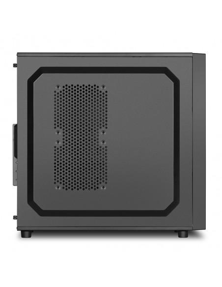 Sharkoon VS4-V Midi Tower Musta Sharkoon Technologies Gmbh 4044951016037 - 4