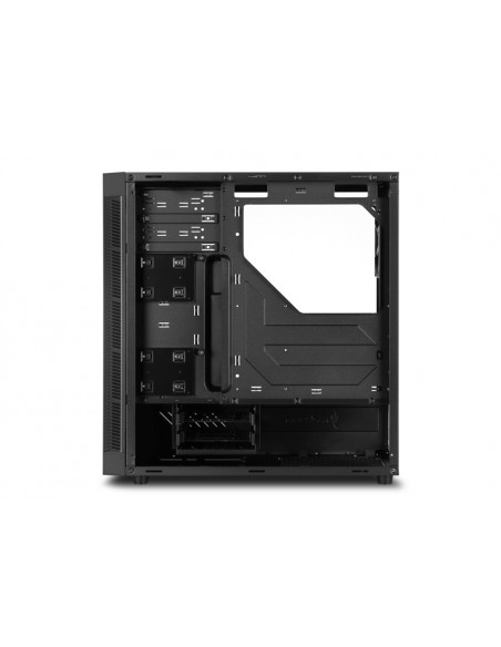 Sharkoon TG5 RGB Midi Tower Musta Sharkoon Technologies Gmbh 4044951020607 - 3