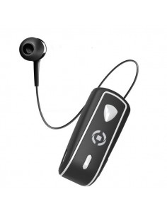 Celly BHSNAILBK kuulokkeet ja kuulokemikrofoni In-ear Musta Celly BHSNAILBK - 1