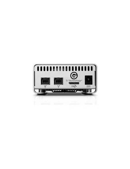 G-Technology G-RAID Mini levyjärjestelmä 1 TB Alumiini G-technology 0G02609 - 5