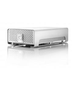 G-Technology G-RAID Mini levyjärjestelmä 2 TB Alumiini G-technology 0G02617 - 1