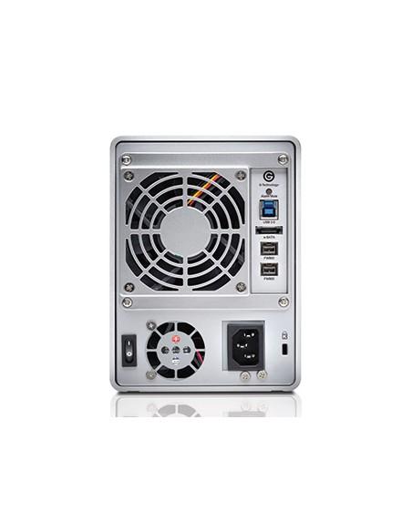 G-Technology G-SPEED Q levyjärjestelmä 8 TB Hopea G-technology 0G02837 - 2