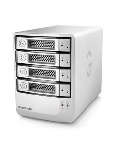 G-Technology G-SPEED Q levyjärjestelmä 12 TB Hopea G-technology 0G02839 - 1