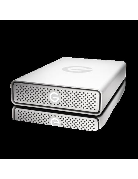 G-Technology G-DRIVE USB ulkoinen kovalevy 4000 GB Hopea G-technology 0G03595-1 - 2