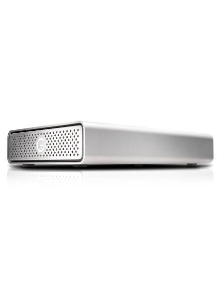 G-Technology G-DRIVE USB ulkoinen kovalevy 4000 GB Hopea G-technology 0G03595-1 - 3