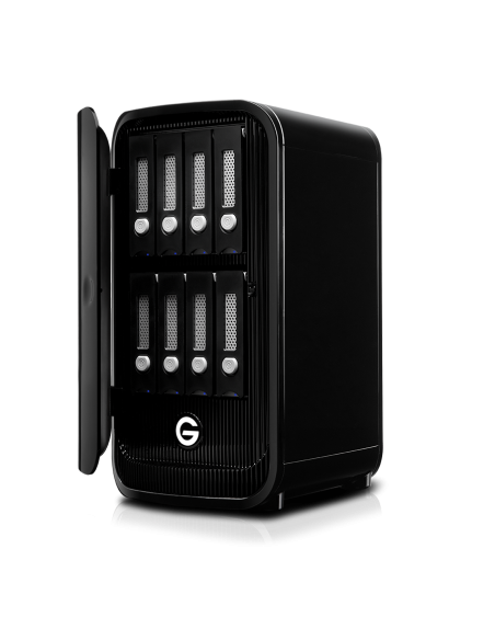 G-Technology G-SPEED Studio XL HDD-kotelo Musta G-technology 0G03766 - 4