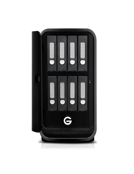 G-Technology G-SPEED Studio XL HDD-kotelo Musta G-technology 0G03770 - 2