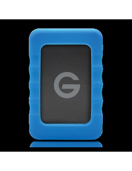 G-Technology G-DRIVE ev RaW ulkoinen kovalevy 1000 GB Musta, Sininen G-technology 0G04102-1 - 2