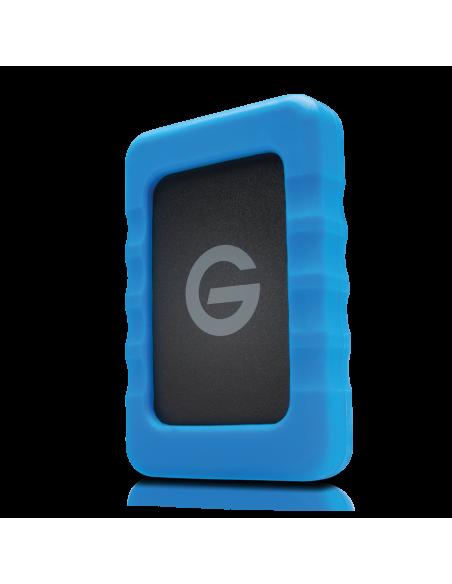 G-Technology G-DRIVE ev RaW ulkoinen kovalevy 500 GB Musta, Sininen G-technology 0G04106 - 3