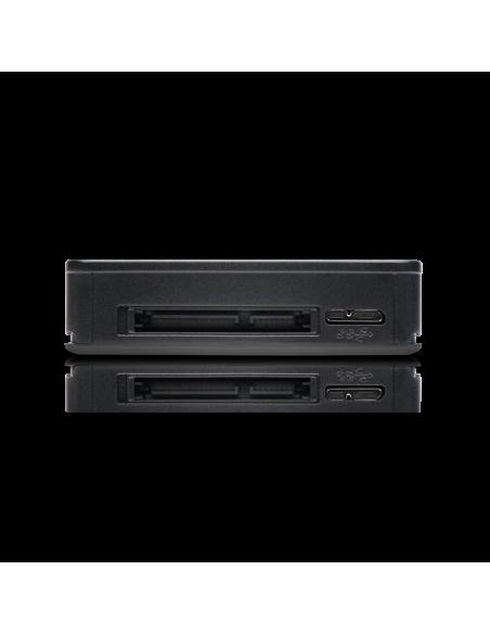 G-Technology G-DRIVE ev RaW ulkoinen kovalevy 500 GB Musta, Sininen G-technology 0G04106 - 8