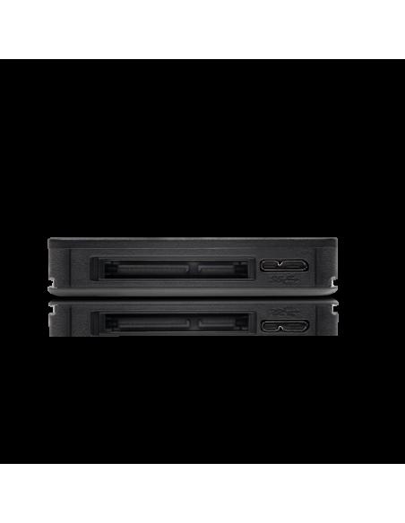 G-Technology G-DRIVE ev RaW ulkoinen kovalevy 500 GB Musta G-technology 0G04756 - 5