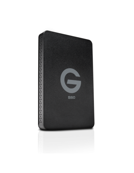 G-Technology G-DRIVE ev RaW ulkoinen kovalevy 500 GB Musta G-technology 0G04756 - 6
