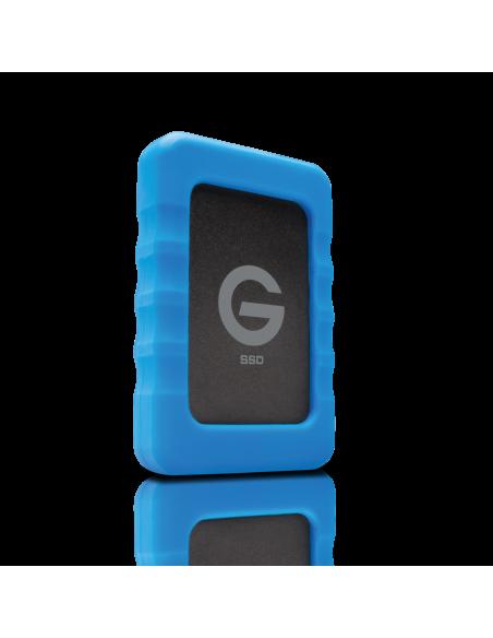 G-Technology G-DRIVE ev RaW ulkoinen kovalevy 500 GB Musta G-technology 0G04756 - 9