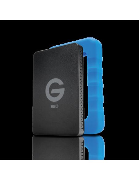 G-Technology G-DRIVE ev RaW ulkoinen kovalevy 500 GB Musta G-technology 0G04756 - 10