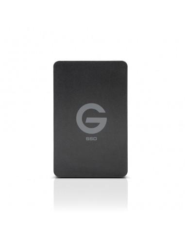 G-Technology G-DRIVE ev RaW ulkoinen kovalevy 1000 GB Musta G-technology 0G04760 - 1