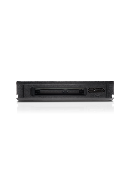 G-Technology G-DRIVE ev RaW ulkoinen kovalevy 1000 GB Musta G-technology 0G04760 - 5