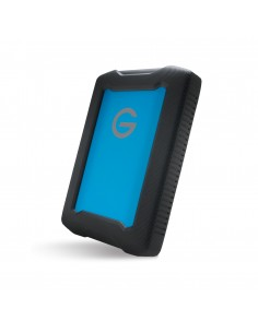 G-Technology ArmorATD ulkoinen kovalevy 4000 GB Musta, Sininen G-technology 0G10435-1 - 1