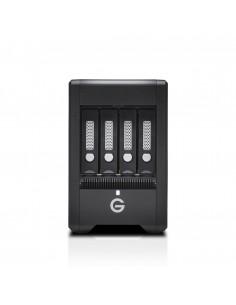 G-Technology G-SPEED Shuttle levyjärjestelmä 16 TB Työpöytä Musta G-technology 0G10533-1 - 1