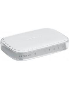 Netgear GS605-400PES verkkokytkin Hallitsematon L2 Gigabit Ethernet (10/100/1000) Valkoinen Netgear GS605-400PES - 1