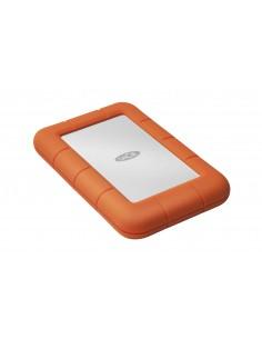 LaCie Rugged Mini ulkoinen kovalevy 1000 GB Oranssi, Hopea Lacie LAC301558 - 1