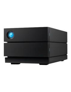 LaCie 2big RAID 8TB levyjärjestelmä Työpöytä Musta Lacie STHJ8000800 - 1
