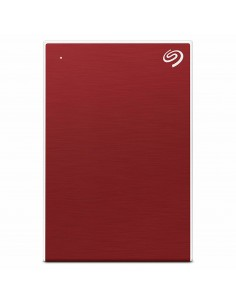 Seagate Backup Plus Slim ulkoinen kovalevy 2000 GB Punainen Lacie STHN2000403 - 1