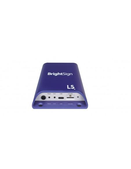 BrightSign LS424 digitaalinen mediasoitin Full HD 1920 x 1080 pikseliä Purppura, Valkoinen Brightsign LS424 - 1
