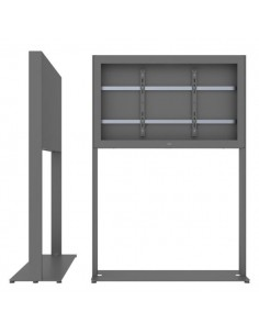 """SMS Smart Media Solutions 49L Casing Freestand Basic G1 DG 124.5 cm (49"""") Grey Sms Smart Media Solutions 702-005-21 - 1"""