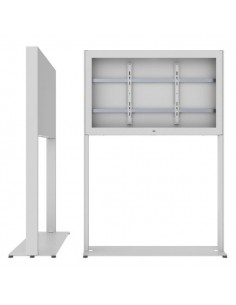 """SMS Smart Media Solutions 49L Casing Freestand Basic G1 WH 124.5 cm (49"""") Vit Sms Smart Media Solutions 702-005-41 - 1"""