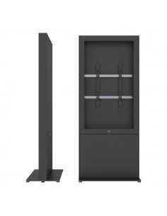 """SMS Smart Media Solutions 43P Casing Freestand Storage G1 BL 109.2 cm (43"""") Black Sms Smart Media Solutions 702-007-11 - 1"""