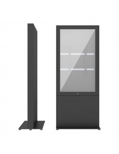 """SMS Smart Media Solutions 49P Casing Freestand Storage G2 BL 124.5 cm (49"""") Black Sms Smart Media Solutions 702-008-12 - 1"""