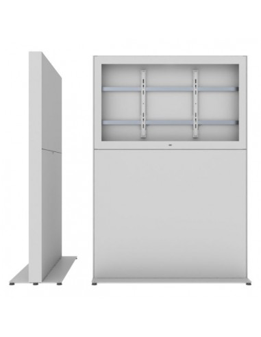 """SMS Smart Media Solutions 43L Casing Freestand Storage G1 WH 109.2 cm (43"""") White Sms Smart Media Solutions 702-010-41 - 1"""