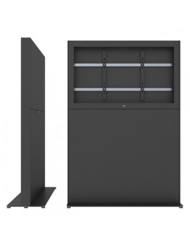 """SMS Smart Media Solutions 49L Casing Freestand Storage G1 BL 124.5 cm (49"""") Svart Sms Smart Media Solutions 702-011-11 - 1"""