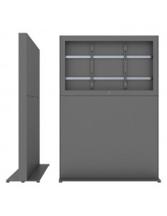"""SMS Smart Media Solutions 49L Casing Freestand Storage G1 DG 124.5 cm (49"""") Grey Sms Smart Media Solutions 702-011-21 - 1"""