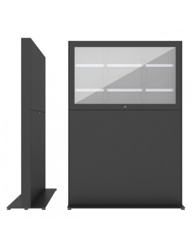 """SMS Smart Media Solutions 55L Casing Freestand Storage G2 BL 139.7 cm (55"""") Black Sms Smart Media Solutions 702-012-12 - 1"""