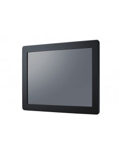 "Advantech IDS-3315R-50XGA1 kosketusnäyttö 38.1 cm (15"") 1024 x 768 pikseliä Musta Multi-touch Kioski Advantech IDS-3315R-50XGA1"