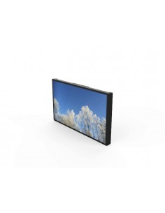 "HI-ND Wall Casing QM49R LG49SE3D/SM5KD/SE3KD 124.5 cm (49"") Musta Hi Nd WC4900-0101-52 - 1"