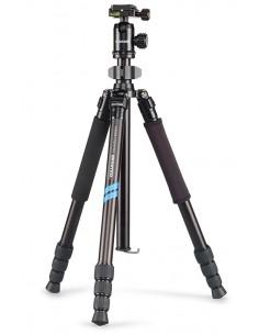 Cullmann Mundo 525M kolmijalka Digitaalinen ja elokuva-kamerat 3 jalkoja Musta Cullmann 55460 - 1