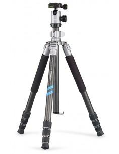 Cullmann Mundo 525MC kolmijalka Digitaalinen ja elokuva-kamerat 3 jalkoja Musta, Hopea Cullmann 55466 - 1