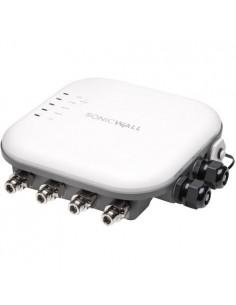 SonicWall SonicWave 432O WLAN-tukiasema 2500 Mbit/s Power over Ethernet -tuki Valkoinen Sonicwall 01-SSC-2538 - 1