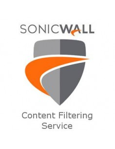 SonicWall Content Filtering Service Sonicwall 01-SSC-4850 - 1