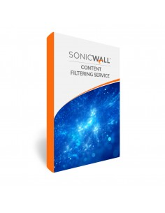SonicWall Content Filtering Service Premium Business Edition Sonicwall 02-SSC-1793 - 1