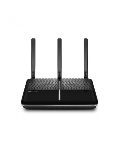 TP-LINK Archer VR600 langaton reititin Kaksitaajuus (2,4 GHz/5 GHz) Gigabitti Ethernet 3G 4G Musta, Hopea Tp-link ARCHER VR600 -