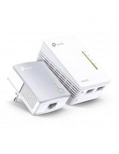 TP-LINK AV600 300 Mbit/s Ethernet LAN Wi-Fi Valkoinen 2 kpl Tp-link TL-WPA4221 KIT - 1