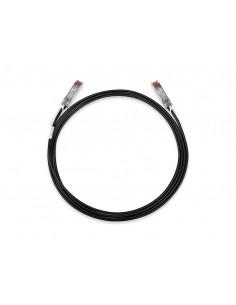 TP-LINK TXC432-CU1M InfiniBand-kaapeli 1 m SFP+ Musta Tp-link TXC432-CU1M - 1
