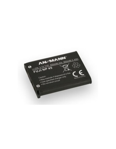Ansmann 1400-0036 kameran/videokameran akku Litiumioni (Li-Ion) 650 mAh Ansmann 1400-0036 - 1