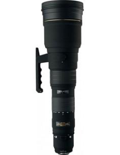 Sigma APO 300-800 F5.6 EX DG HSM Nikon Musta Sigma 0505007006 - 1